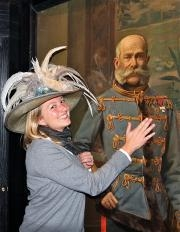 Photo Hat Museum Emperor Franz Joseph